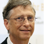 Bill Gates was arrested for driving without a licence. (Photo: Instagram, @billgates19)