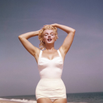 Marilyn Monroe. (Photo: Instagram, @marilynmonroe)