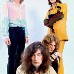 6. Led Zeppelin. (Photo: Instagram, @ledzeppelin)