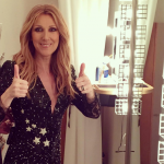 10. Celine Dion. (Photo: Instagram, @celinedion)