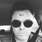 Seth MacFarlane. (Photo: Instagram, @macfarlaneseth)