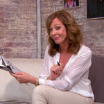 Allison Janney. (Photo: Instagram, @cbsthismorning)