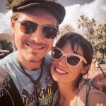 Taylor Hanson married his wife Natalie Bryant at age 19. (Photo: Instagram, @taylorhansonmusic)