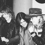 Charlotte and Samantha Ronson. (Photo: Instagram, @katherine_sian_moennig)