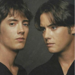 Jason and Jeremy London. (Photo: Instagram, @misschrissy416)