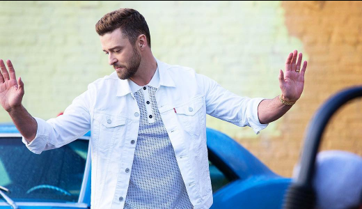 Justin Timberlake has come under fire for his response to a BET Awards speech about racism. (Photo: Instagram, @justintimberlake)