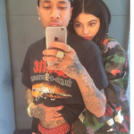 Kylie Jenner and Tyga are reportedly getting back together. (Photo: Instagram, @last_k_i_n_g)