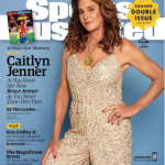 Caitlyn Jenner has appeared on the cover of Sports Illustrated 40 years after winning Olympic gold. (Photo: Instagram, @sportsillustrated)