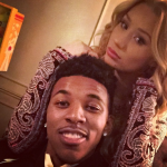 The NBA star reportedly cheated on the music star with a teenager in March. (Photo: Instagram, @swaggyp1)