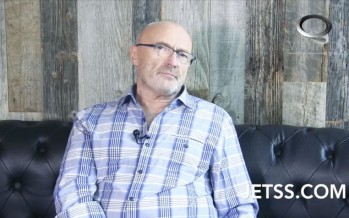"JETSS TV | Phil Collins: Isolation down to ""wanting to be dead."""