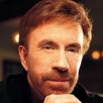 Chuck Norris. (Photo: Instagram, @_thechucknorris_)