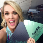 Carrie Underwood. (Photo: Instagram, @carrieunderwood)