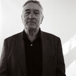 Robert De Niro. (Photo: Instagram, @francoisberthier)
