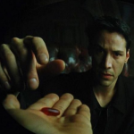 2. Keanu Reeves made $262 million from The Matrix I, II and III. (Photo: Instagram, @www_brothertedd_com)