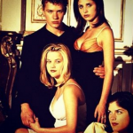 Ryan Phillippe and Reese Witherspoon in Cruel Intentions (1999). (Photo: Instagram, @starcrossed28)