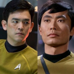 The actor playing Sulu in the film, John Cho, said he felt the new characterisation was done well. (Photo: Instagram, @estereopop)