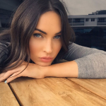Megan Fox. (Photo: Instagram, @the_native_tiger)