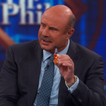 4. Dr. Phil McGraw ($88 million). (Photo: Instagram, @drphil)