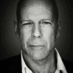 Bruce Willis was actually born in Germany. (Photo: Instagram, @brucewillisbw)