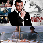 From Russia With Love (1964) – 96% approval rating. (Photo: Instagram, @jamesbondcollection)