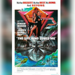 The Spy Who Loved Me (1977) – 79% approval rating. (Photo: Instagram, @the_crazy_movielover1985)