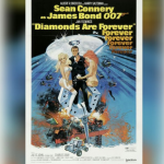 Diamonds Are Forever (1971) – 67% approval rating. (Photo: Instagram, @the_crazy_movielover1985)