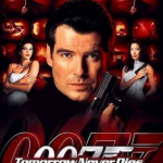 Tomorrow Never Dies (1997) – 57% approval rating. (Photo: Instagram, @sharpratings)