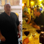 These vacation pictures of James Ganolfini were taken shortly before he died of a heart attack in Rome, Italy. (Photo: Archive)