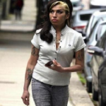 This picture of Amy Winehouse was taken in London about a week before she died of an alcohol overdose. (Photo: Archive)
