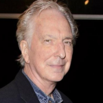 This picture of Alan Rickman was taken at a press night in London five weeks before he died from colon cancer.