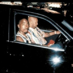 This picture of Tupac Shakur was taken on the night he was killed in a drive-by shooting in 1996. (Photo: Archive)