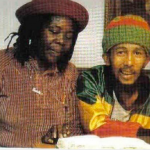 Bob Marley looks visibly emaciated in this picture taken towards the end of his fight against a rare skin cancer. (Photo: Archive)