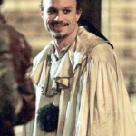 This picture of Heath Ledger was taken on set of The Imaginarium of Doctor Parnassus days before he died from an accidental overdose of prescription medication. (Photo: Archive)