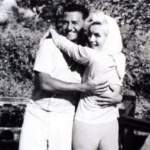 In this picture Marilyn Monroe poses with her friend Buddy Greco days before her death from an apparent suicide involving prescription medication. (Photo: Archive)