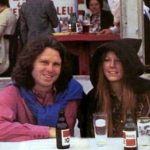 This picture of Jim Morrison and his girlfriend was taken on holiday in France four days before he died from an overdose of alcohol and heroin in a Paris hotel room. (Photo: Archive)