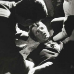 This picture was taken right after Senator Robert F. Kennedy was fatally shot by Sirhan Sirhan in 1968. (Photo: Archive)