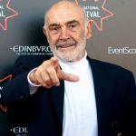 Sean Connery. (Photo: Instagram, @seanconneryofficial)