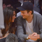 The 32-year-old and husband Ashton Kutcher already share baby Wyatt. (Photo: Instagram, @milakunis__)