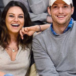 They rekindled their friendship years later and it quickly progressed to love. (Photo: Instagram, @milakunis__)