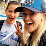 "Reese Witherspoon is only 5'1"" tall. (Photo: Instagram, @reesewitherspoon)"
