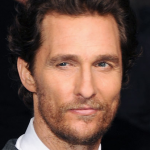 "Matthew McConaughey – ""This script was rejected 137 times before winning the Oscar."" (Photo: Divulgación/JETSS)"