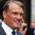 "Dolph Lundgren – ""It's fun and refreshing not to carry guns and to solve conflicts with words and not with bullets!"" (Photo: Divulgación/JETSS)"