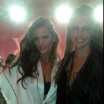 "Izabel Goulart – ""I am a person who knits every day. Not only for a specific job. When you're with your body in constant motion, you do not get caught up in what can and cannot eat, unless you're that person who does not move much, you can allow for some extra weight. Thanks to genetics my metabolism is accelerated."" (Photo: JETSS)"