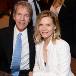 Michelle Pfeiffer and David E. Kelley have been married for 23 years. (Photo: Archive)