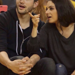 "Mila Kunis has described Ashton Kutcher's penis as a ""carrot stick"" on TV! (Photo: Instagram, @milakunis__)"