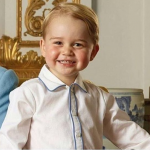 "Angela Gibbins said the little royal is the ""face of white privilege."" (Photo: Instagram, @nixiboo85)"