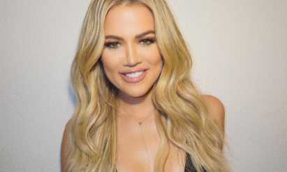 "Khloé Kardashian has voiced her surprise at being branded ""too skinny"" in the media. (Photo: Instagram, @khloekardashian)"