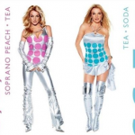 Britney Spears for Go Go Tea. (Photo: Archive)