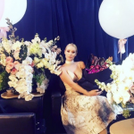 Amber Rose has advised Iggy Azalea to get over Nick Young by dating a lot of hot guys. (Photo: Instagram, @amberrose)