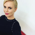 The 40-year-old has two adopted children and she admitted that being a celebrity did not make the process easier. (Photo: Instagram, @charlizeafrica)